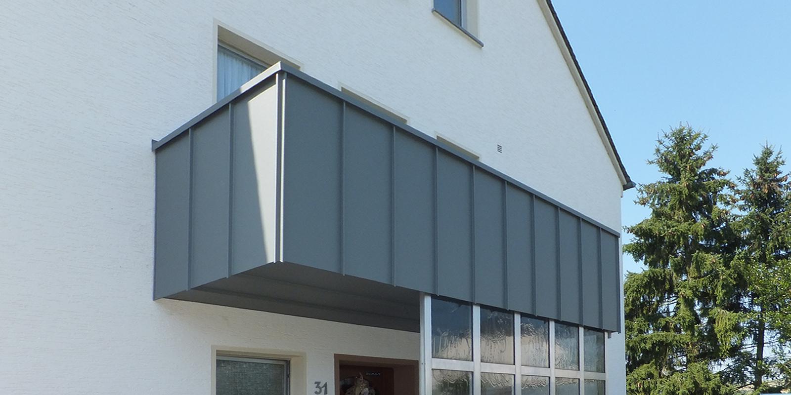 Einfassungen Fur Terrasse Und Balkon