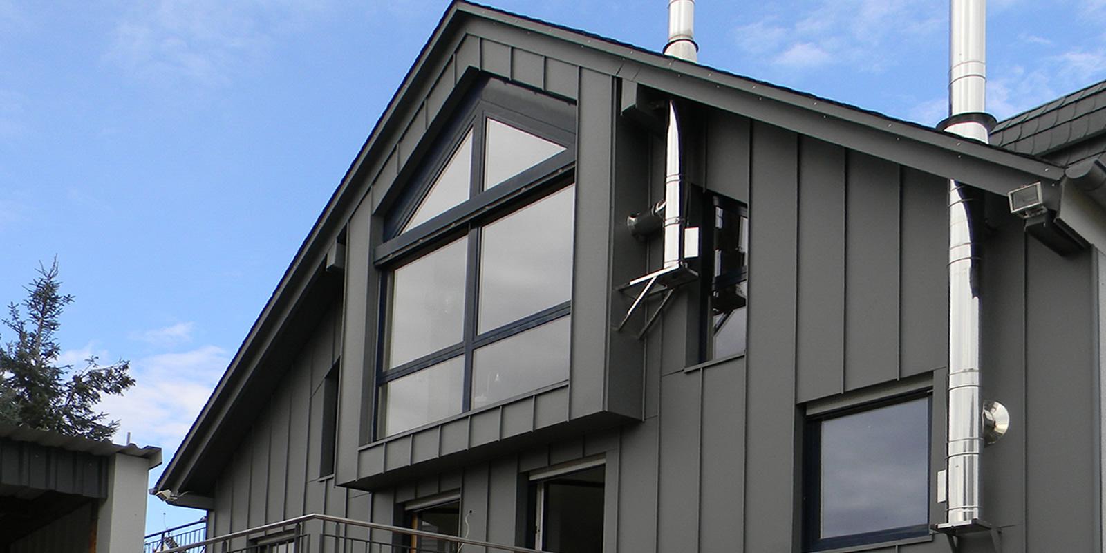 Fassadenverkleidungen