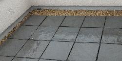 Fabulous Terrassen aus Beton oder Keramik ED01